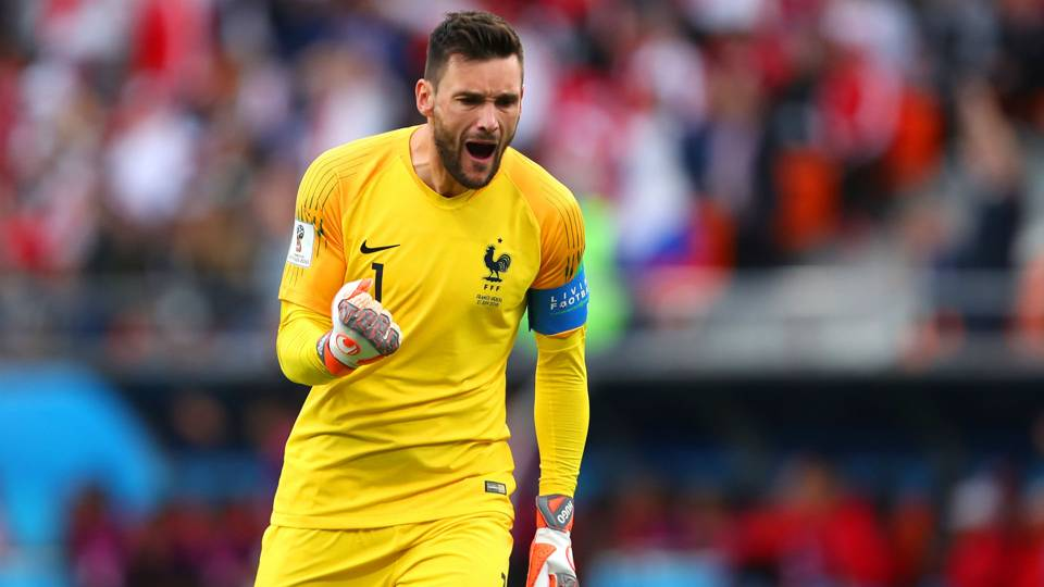 Hugo Lloris France Peru World Cup 2018 21062018