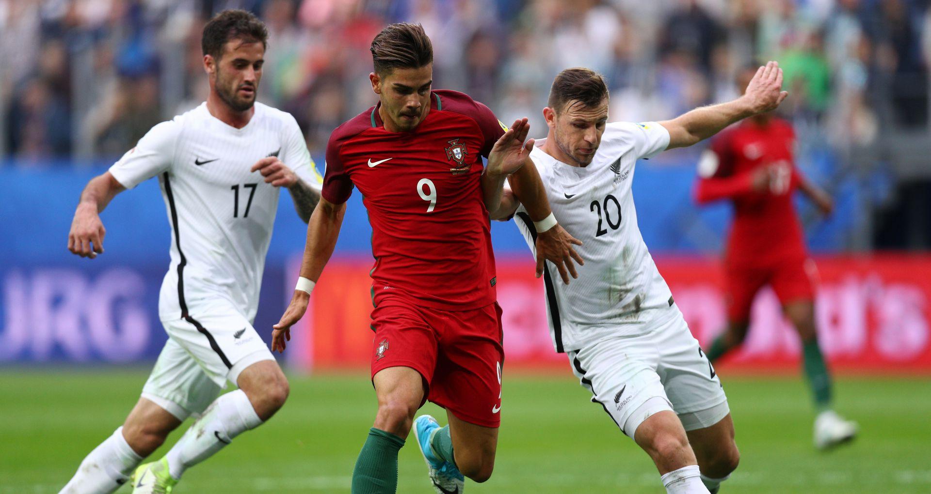 Andre Silva Portugal New Zealand Confederations Cup