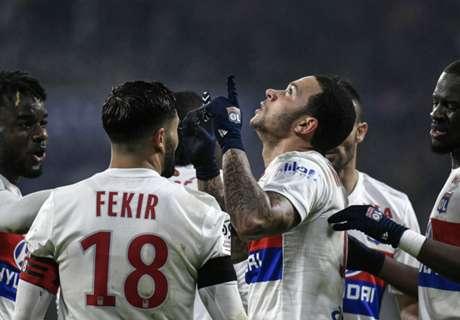 Mbappe injured as Paris Saint-Germain fall to Lyon