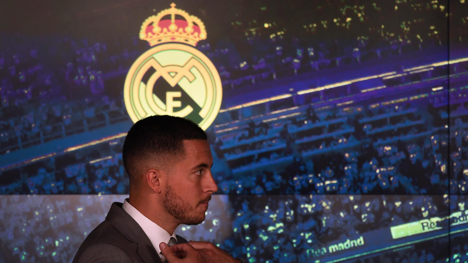 Eden Hazard: Real Madrid beni geliştirecek