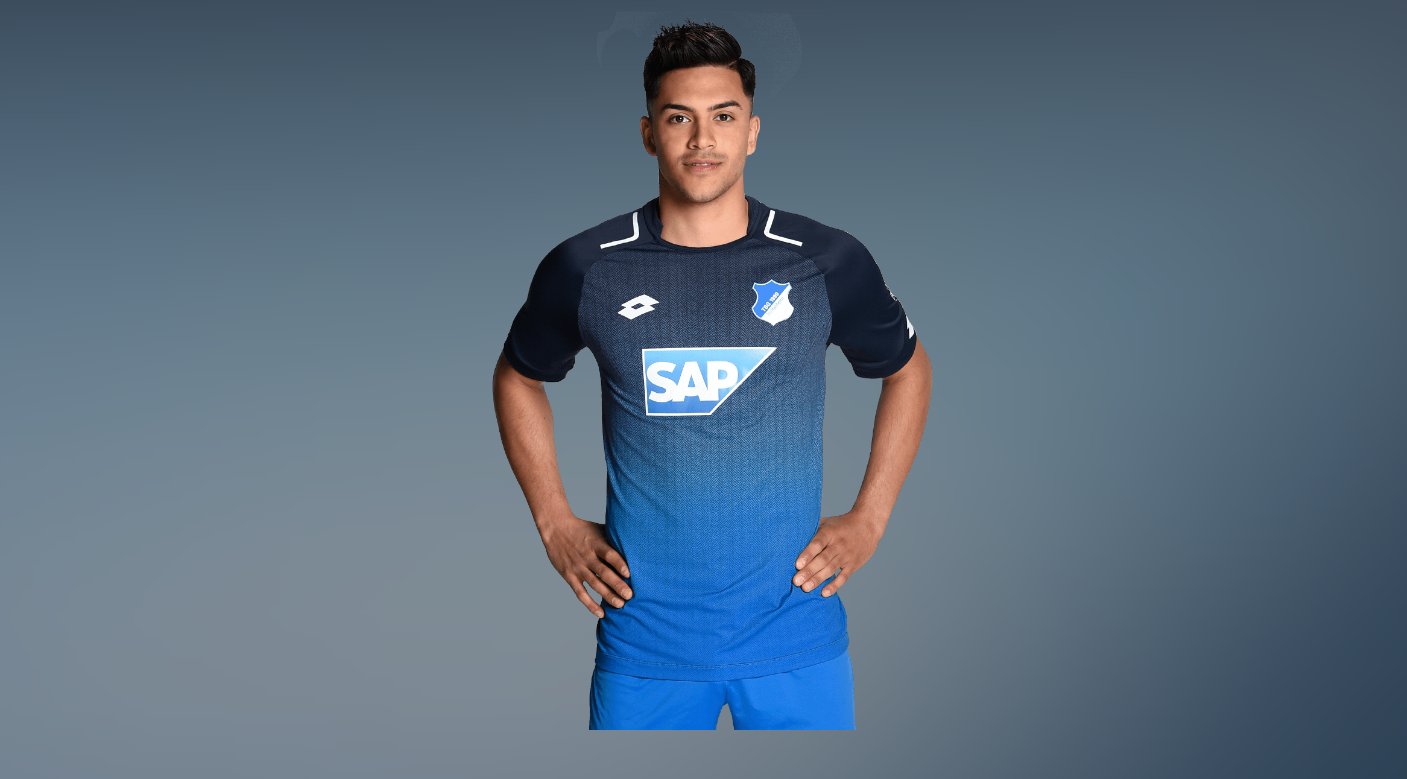 Hoffenheim Home Kit 2017/18