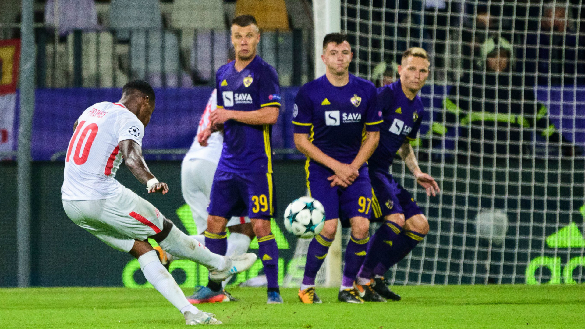 Quincy Promes Spartak Moscow