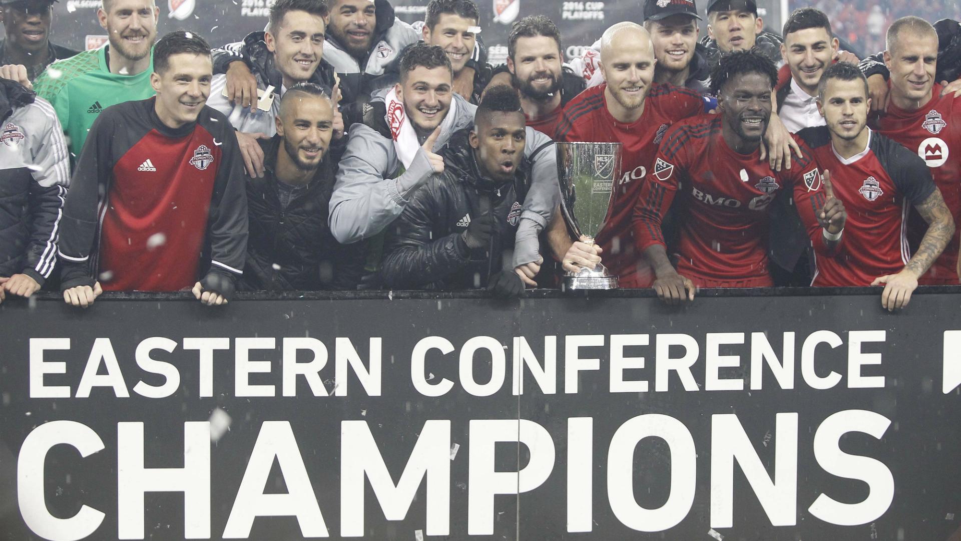 Toronto FC MLS 11302016