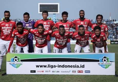 FT: Bali United 3-0 PSM Makassar