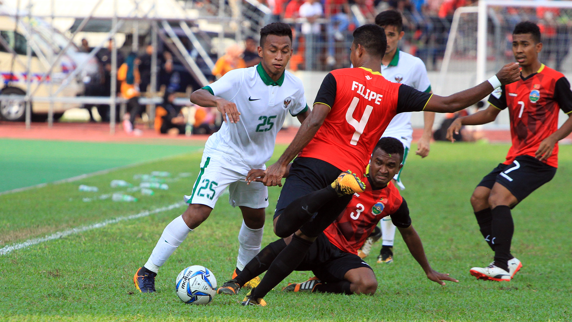 Osvaldo Haay - Indonesia & Timor Leste