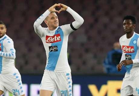 Naples-Inter (3-0), résumé de match