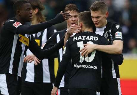 Frühes Tor ebnet Gladbach-Dreier gegen FCA