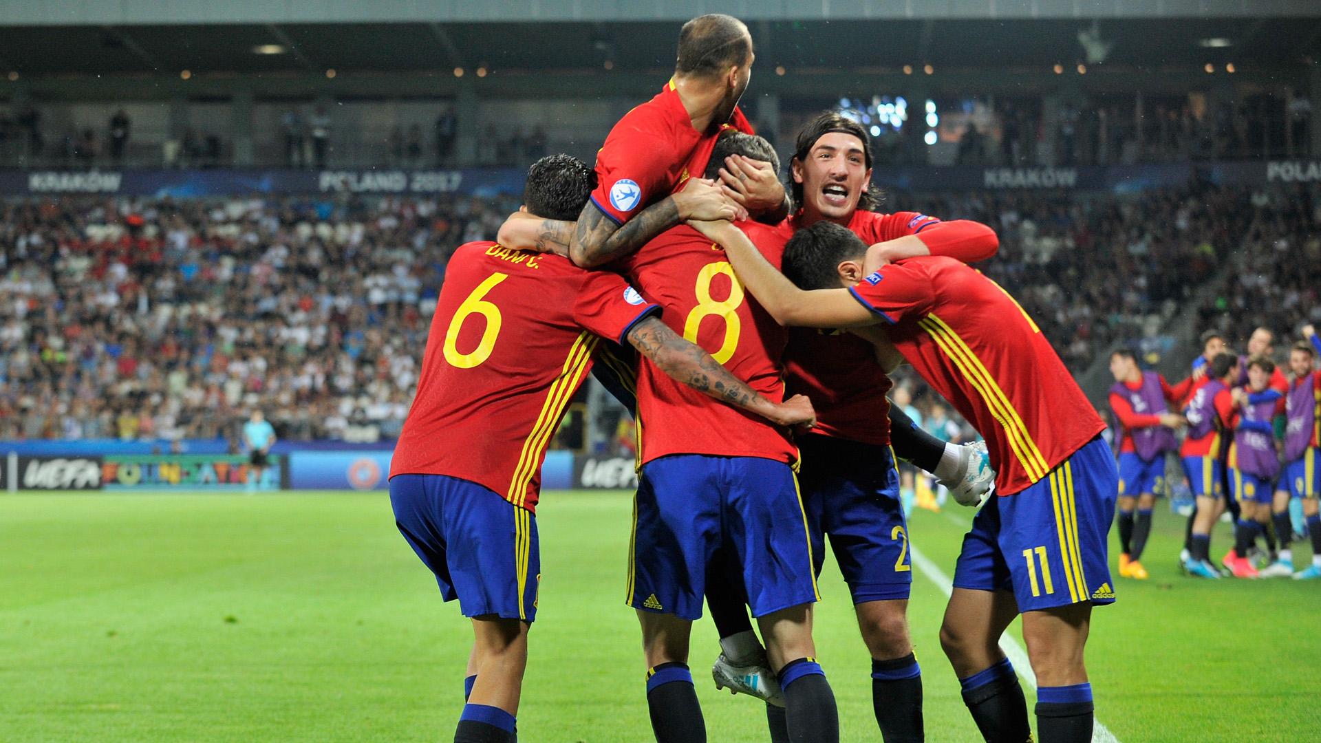 Alemania vence a España y es campeona europea Sub21