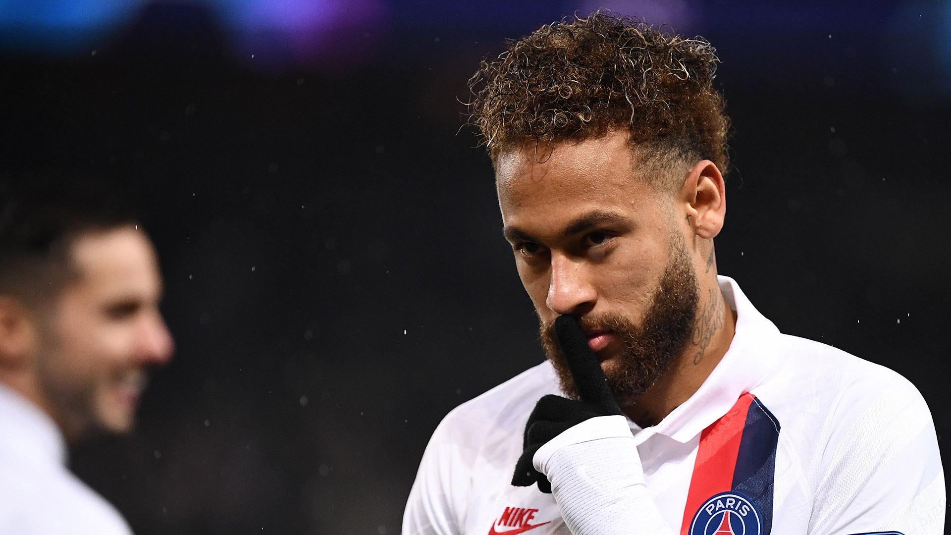 PSG, Neymar deuxième personnalité la plus recherchée au monde