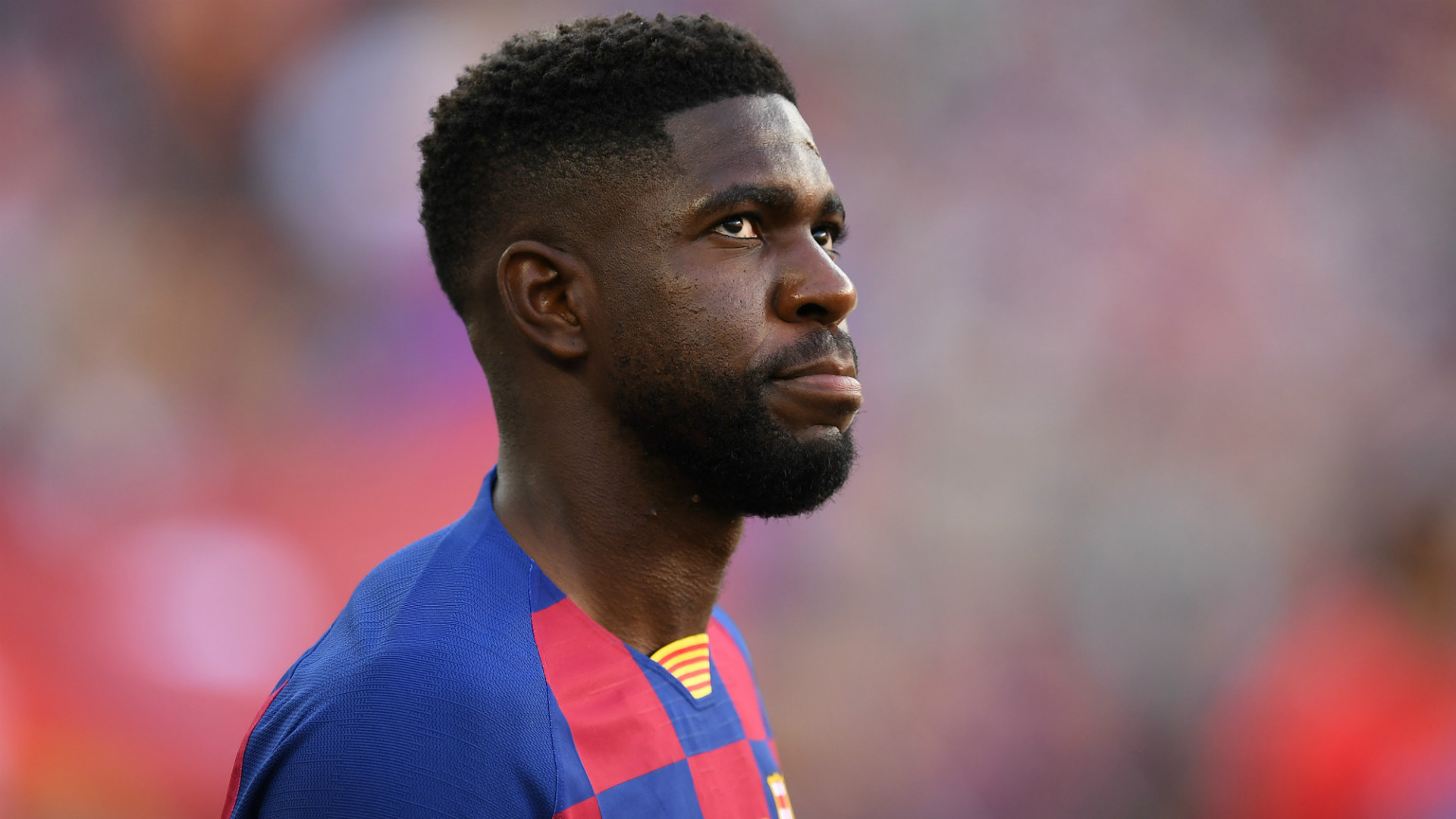 Umtiti returns to Barcelona after pulling out of France squad with foot injury