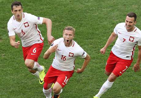 Euro 2016: Ucrania 0-1 Polonia
