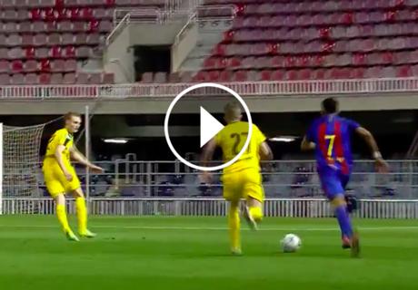 ► Los goles que se perderá el Barça