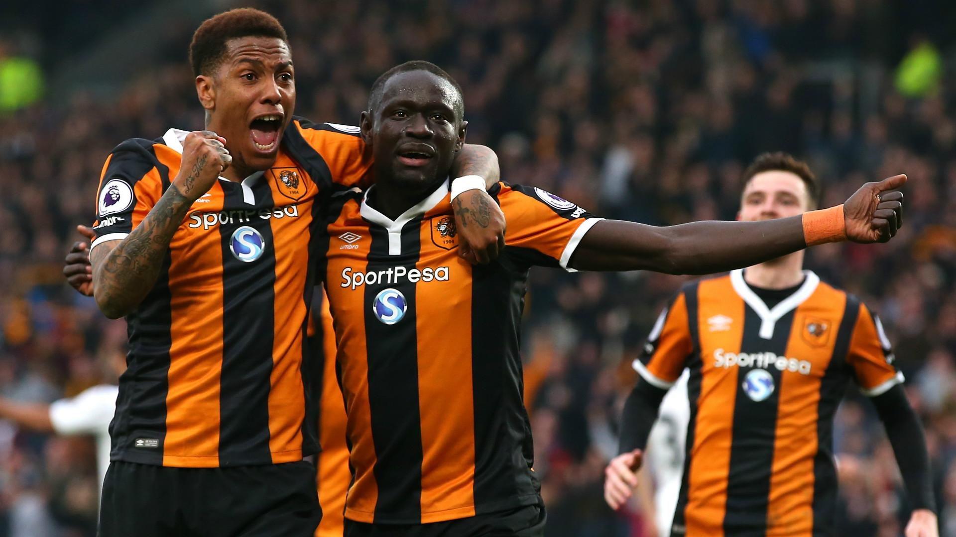 Oumar Niasse Hull City Premier League