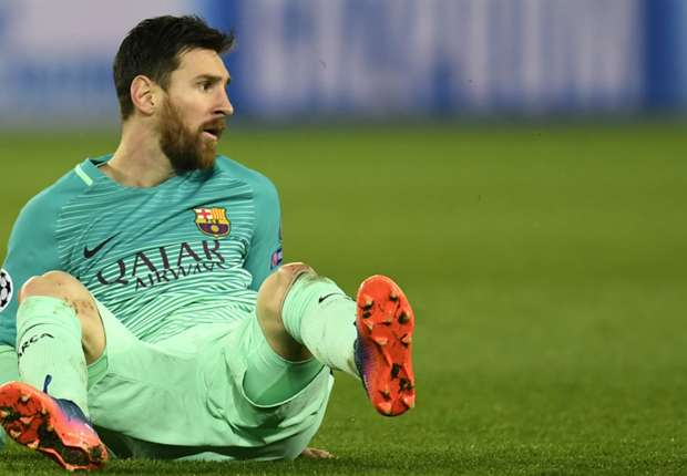 Messi sets season worst - the stat that shows how bad it was for Barcelona star against PSG