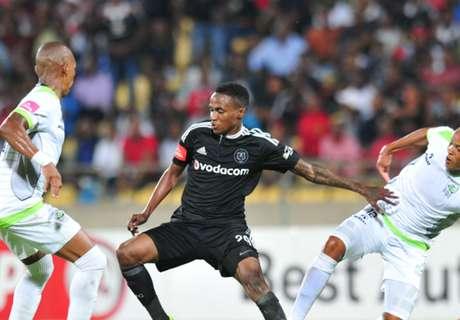 Dikwena frustrate wasteful Pirates