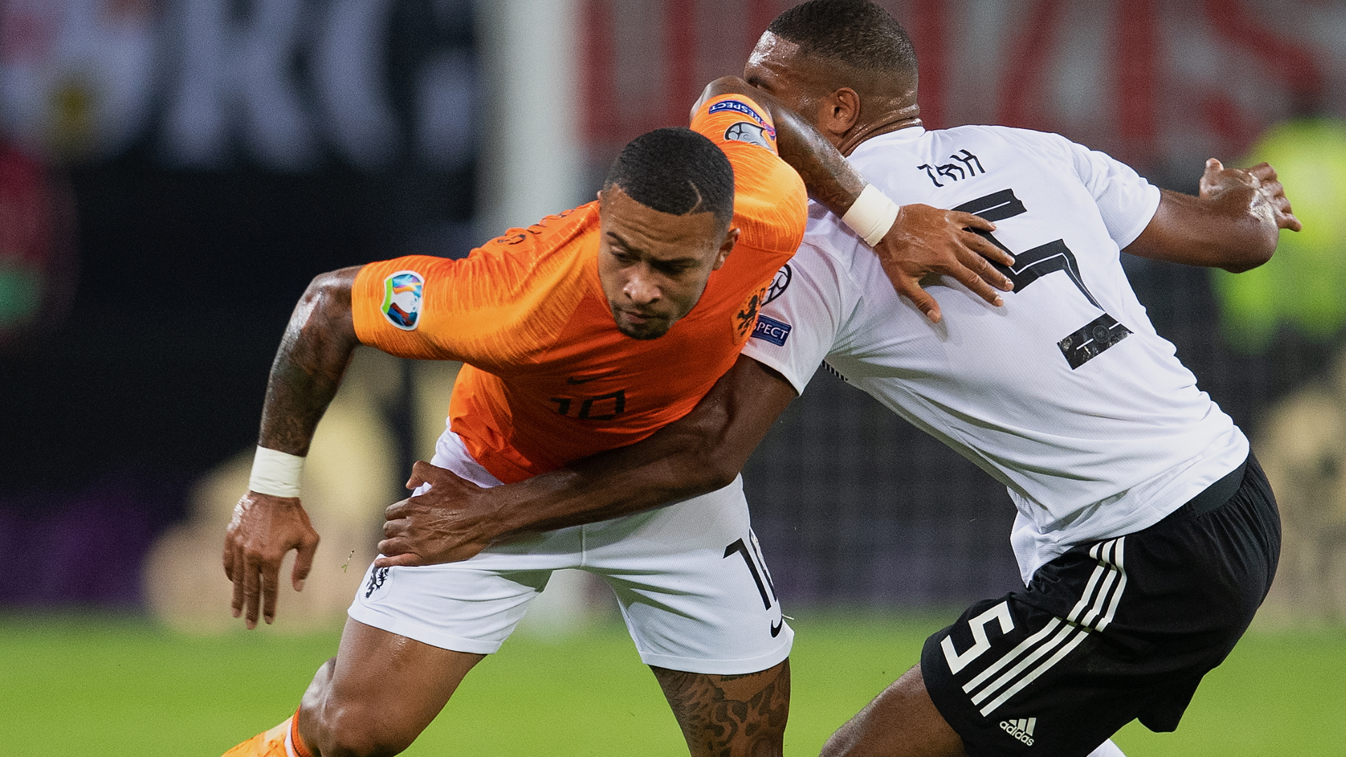 Memphis sets multiple Netherlands assists records after Estonia win