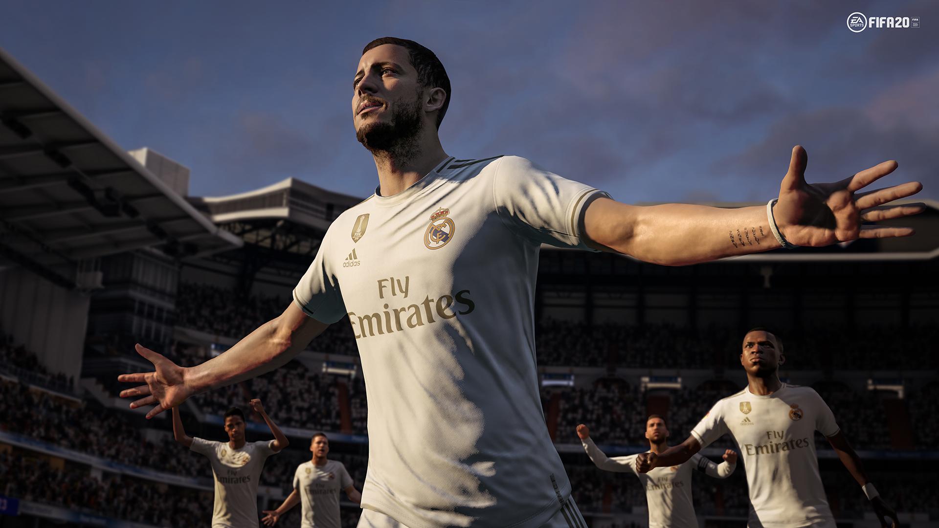 FIFA 20 - Officiel : les notes des joueurs du Real Madrid