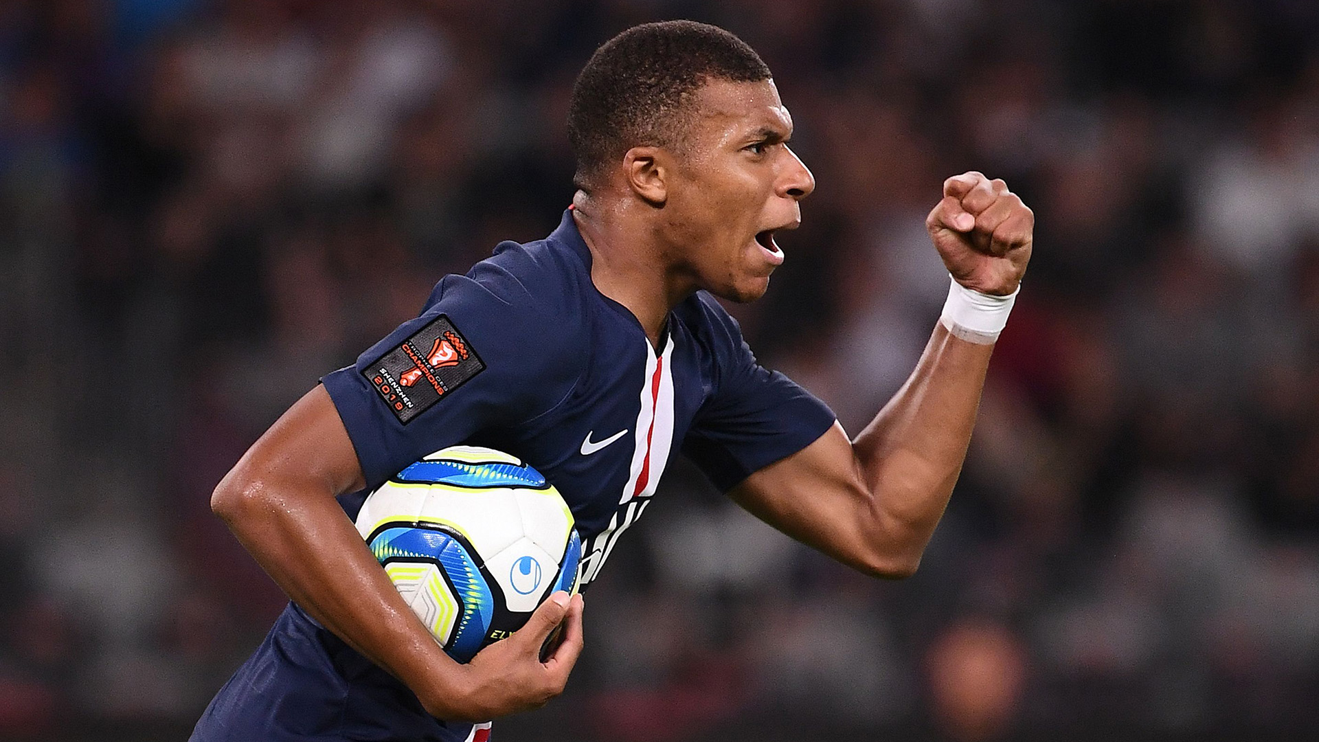 'Phenomenon' Mbappe will be the best in the world - Fabregas
