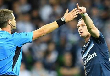 Berisha's red card rescinded