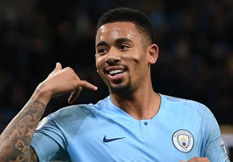 Jesus back in the groove as City keep up pressure on Liverpool