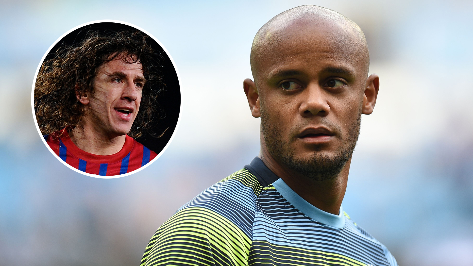 Kompany gave blood, sweat & tears to Man City... he's their Puyol - Lescott
