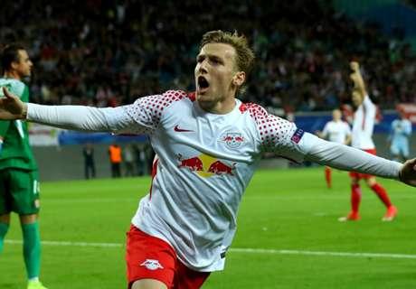 Who is Man Utd target Forsberg?