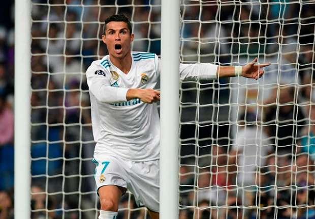 Ronaldo je zabio dva gola protiv APOEL-a
