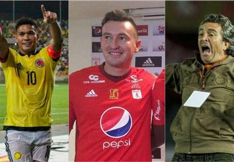 Mercado del fútbol colombiano