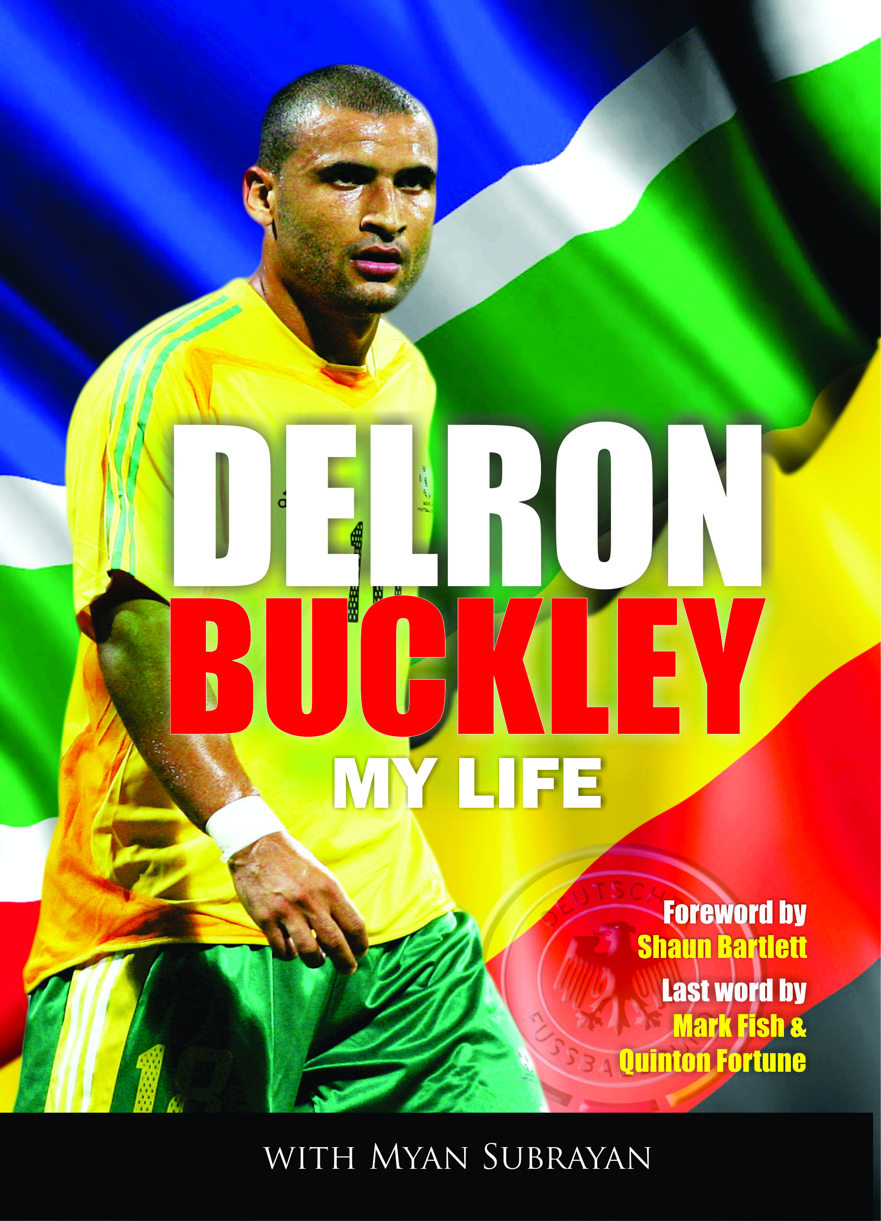 Delron Buckley book cover