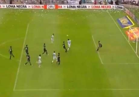 VIDEO: ¡Golpeó el Decano! Boca se durmió en la pelota parada y Toledo marcó el 1-0