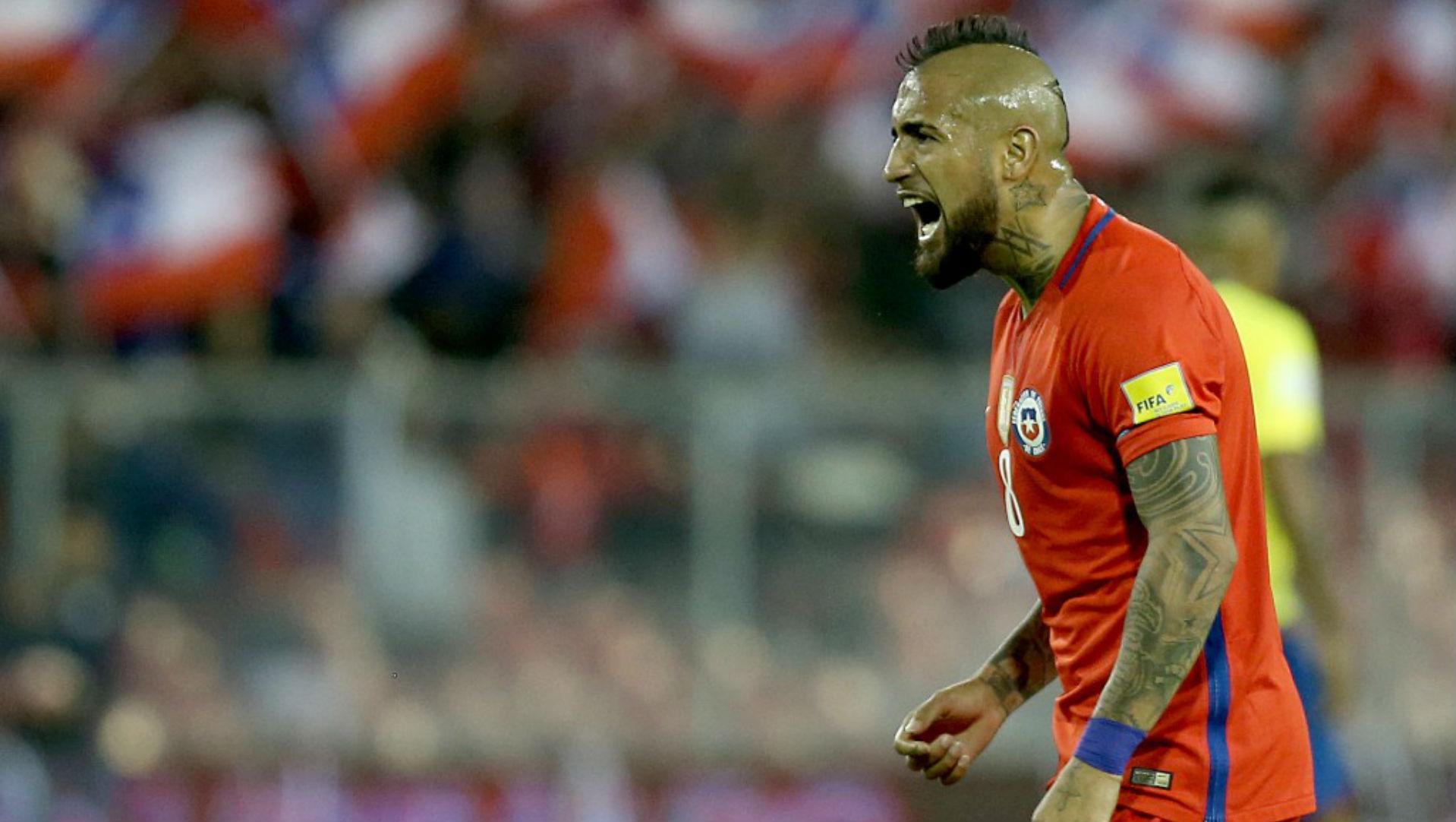 比达尔:智利已更新换代 美洲杯证明自己