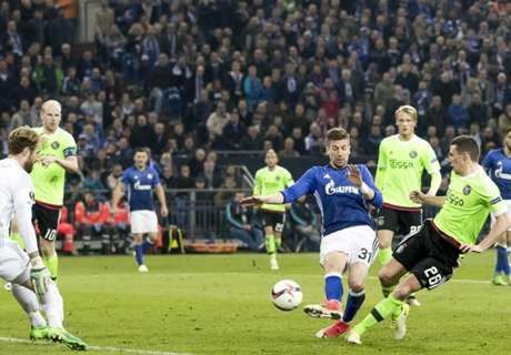 VIDEO - Nagenieten van Schalke - Ajax