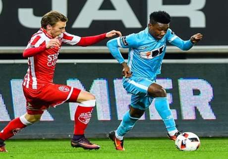Kalu scores as Gent seal play-offs spot