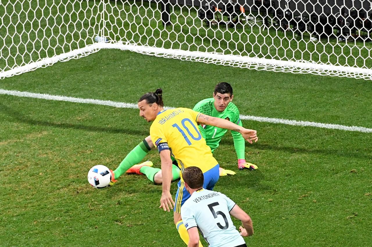 Sweden - Belgiu, Euro 2016
