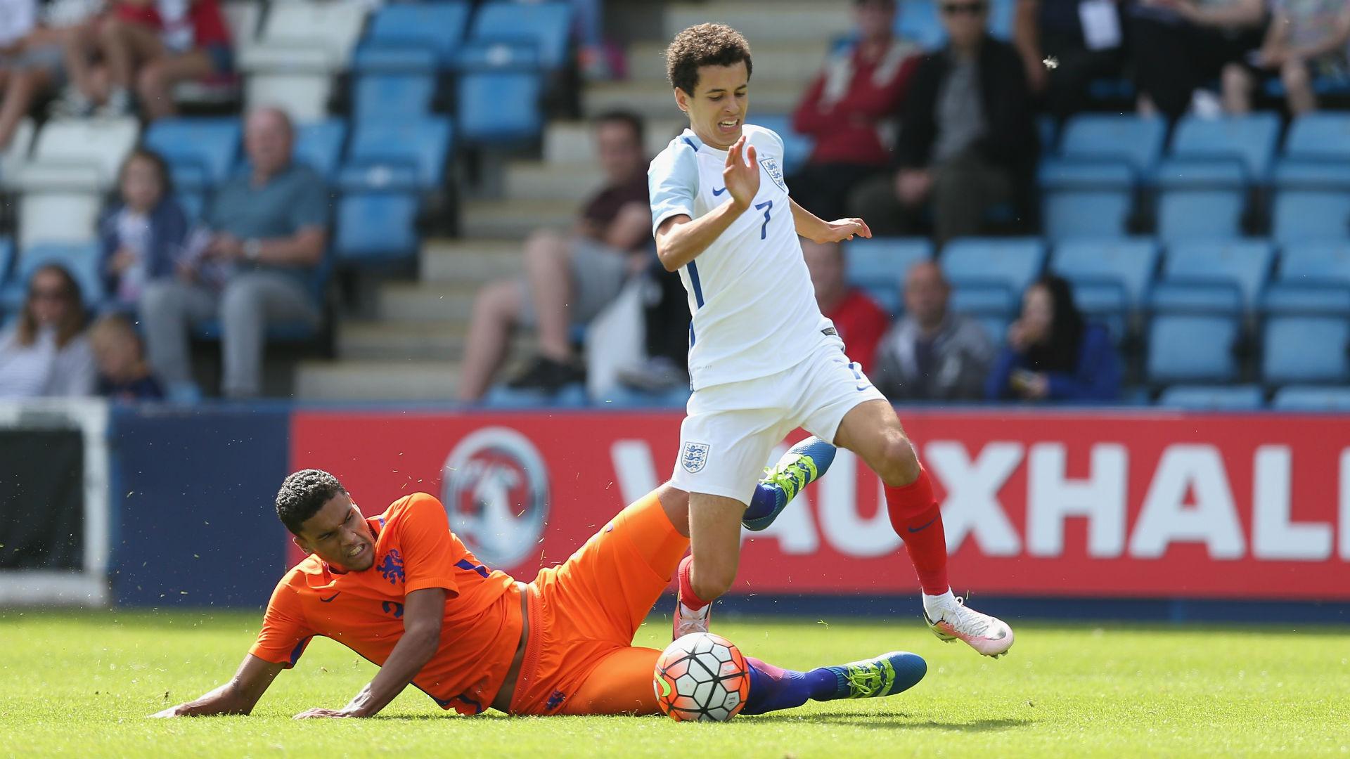 England Netherlands Under-19