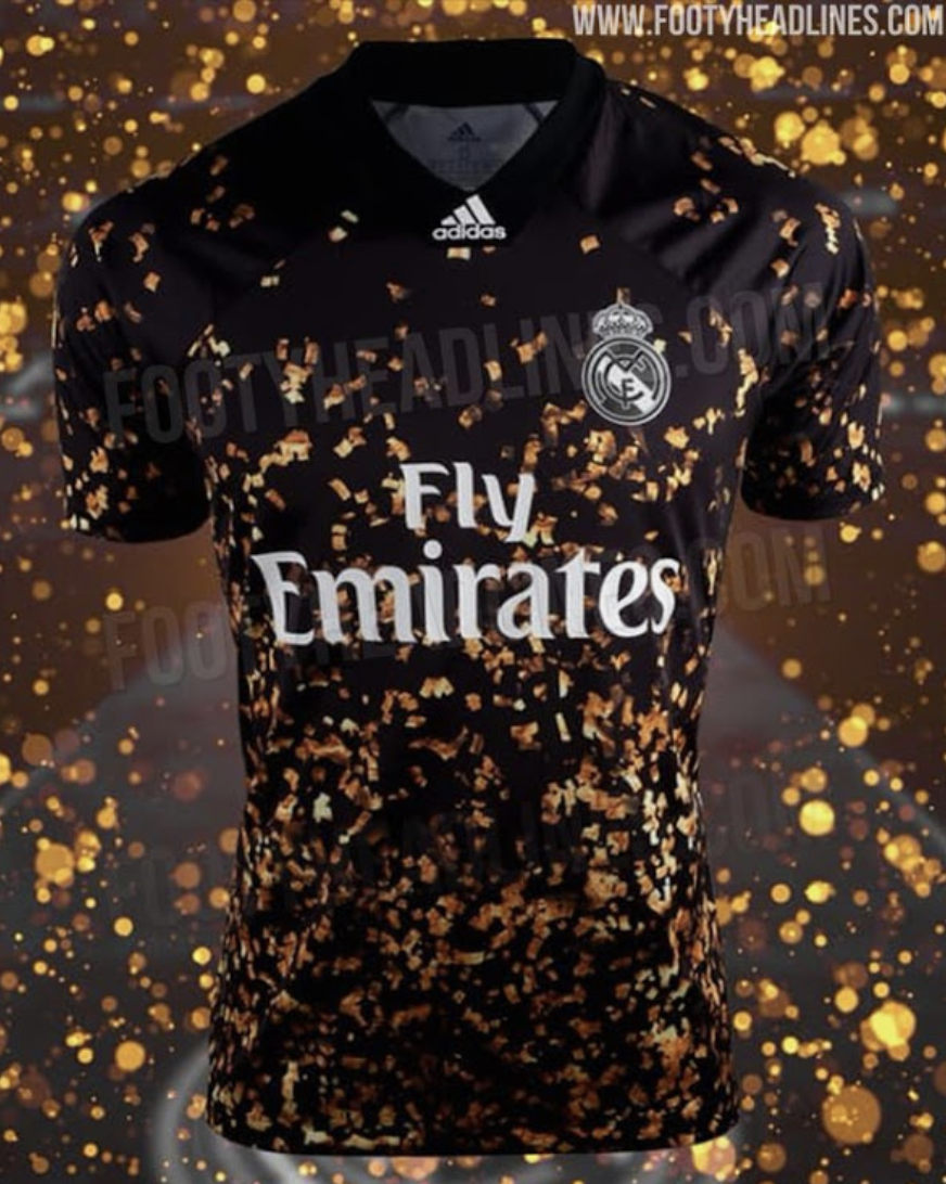 Real Madrid - Un maillot sublime pour le nouvel an chinois !