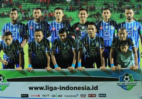 Persiba Hempaskan Bali United