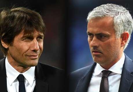 Antonio Conte remet José Mourinho à sa place