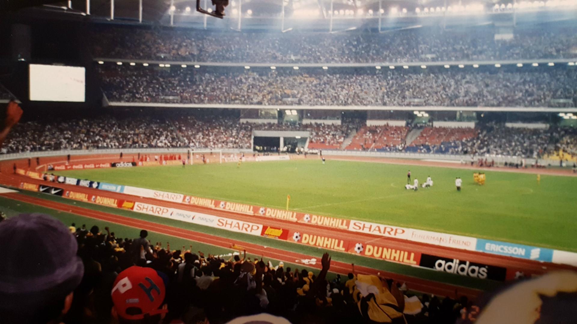 1998 Malaysia Cup final
