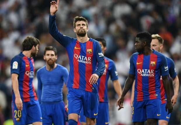 """Barça, Piqué : """"Nous battre pour la Liga"""""""