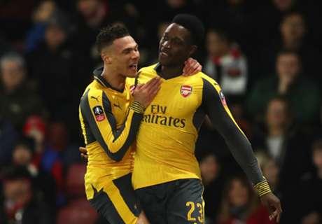 Welbeck explains Arsenal U-23 game