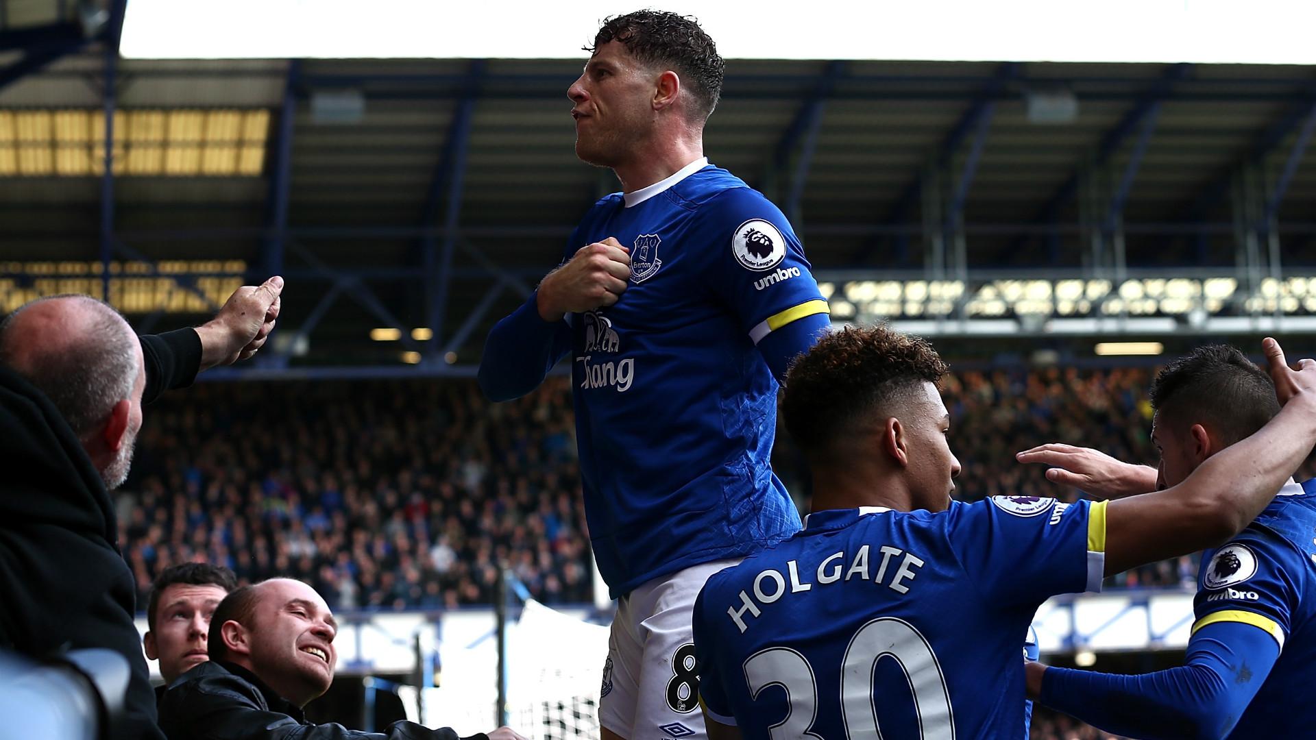 Ross Barkley Everton Premier League