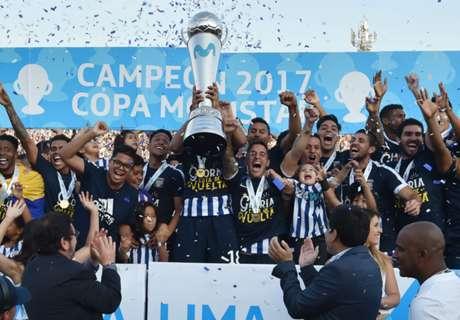 ¿Cómo juega Alianza Lima?