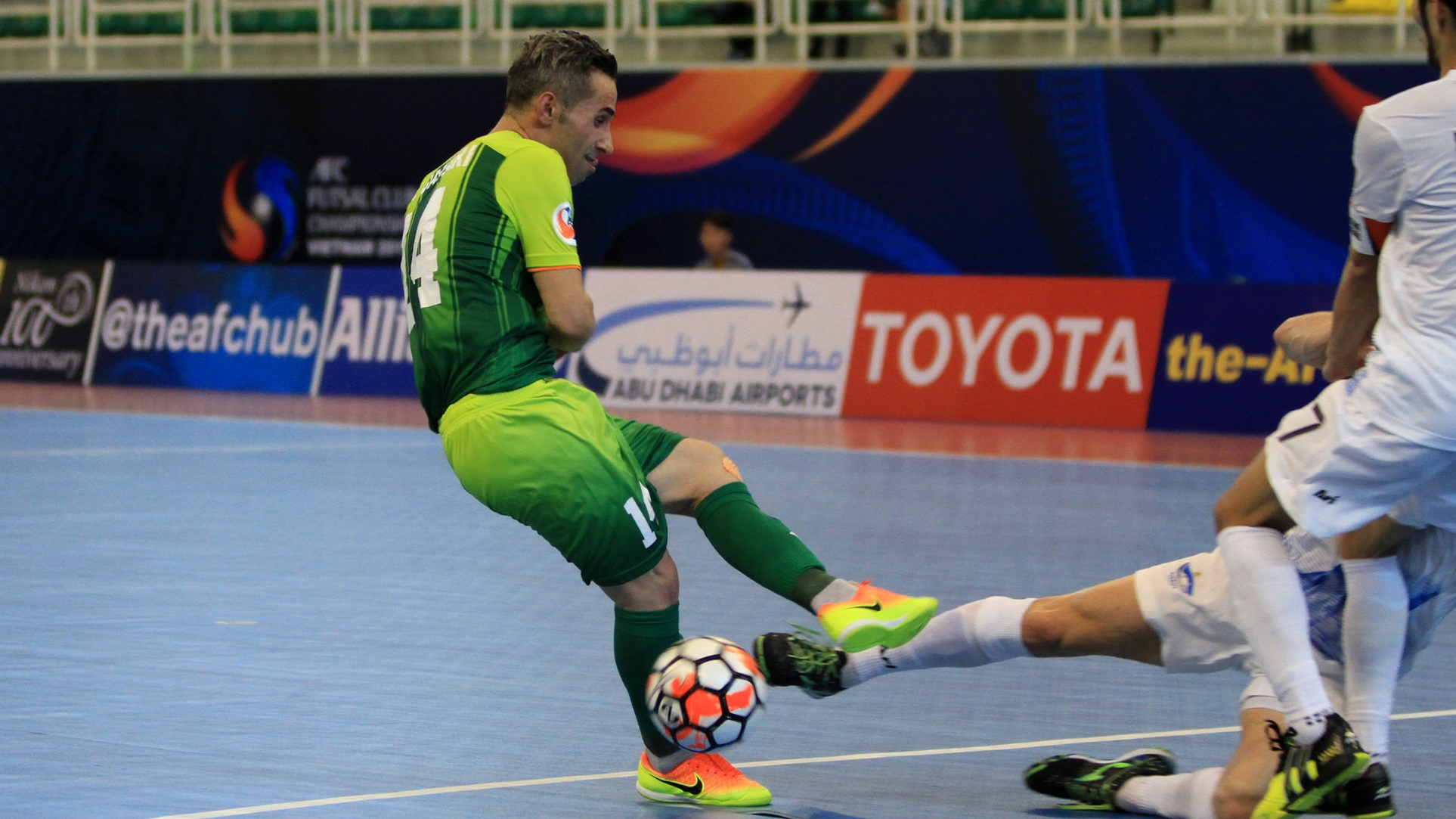 2017 AFC Futsal Club Championship | Bluewave Chonburi vs Bank of Beirut