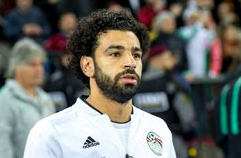 Video: Salah returns to Egypt training