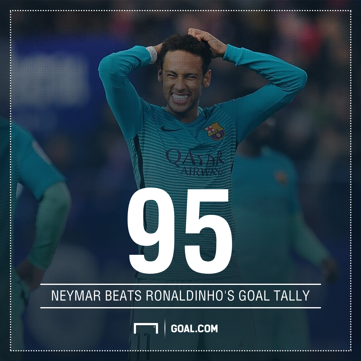 Neymar PS GFX