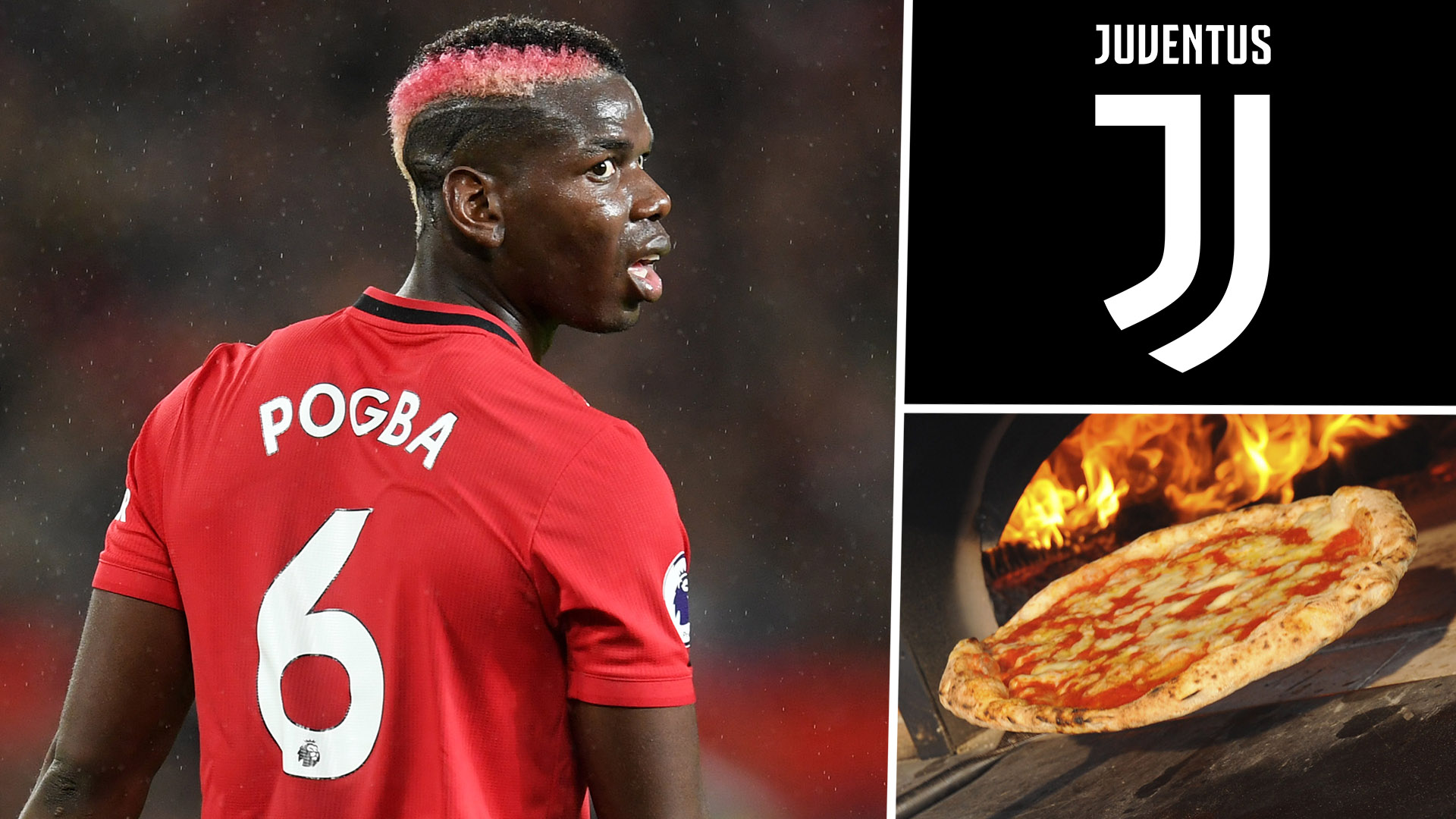 'I'll bet a pizza on Pogba returning to Juventus' - Frenchman 'destined' to leave Man Utd, says former scout
