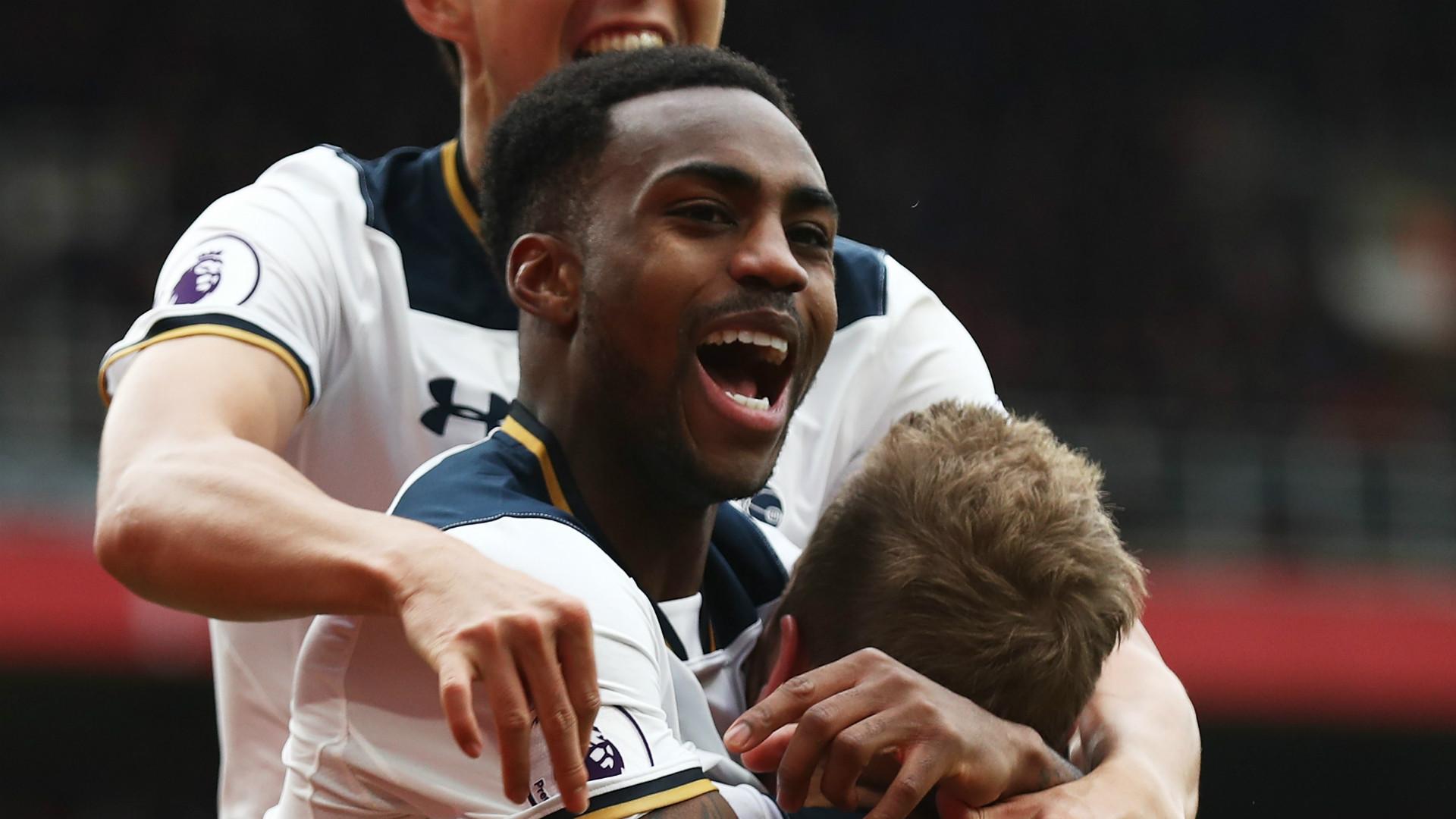 Tottenham prepare to fight off Danny Rose bids