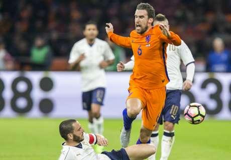 Italia-Olanda il 4 giugno: si giocherà allo Stadium