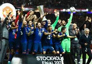 Manchester United pakte woensdagavond ten koste van Ajax de Europa League en de wedstrijd leverde, op basis van data van Opta, een aantal records op.
